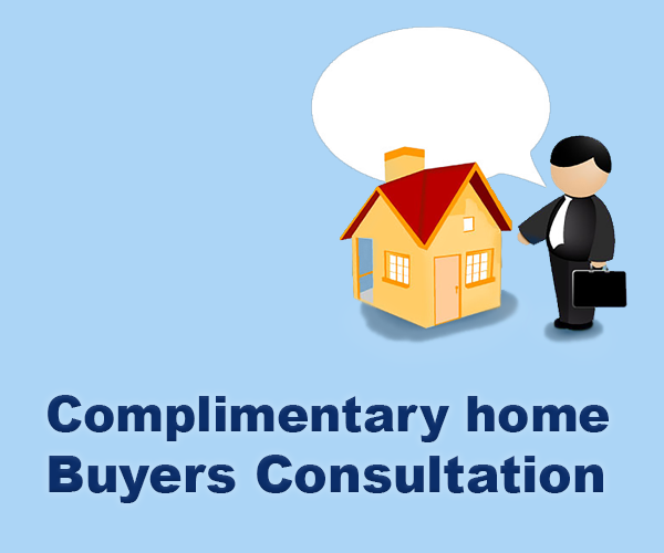 Complimentary Home Buyers Consultation